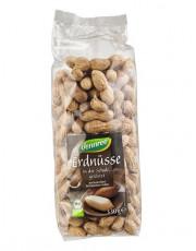 dennree, Erdnüsse in der Schale, 330g Packung
