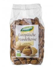 dennree, Europäische Mandelkerne, 500g Packung
