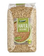 dennree, Hafer geschält, 1kg Packung #