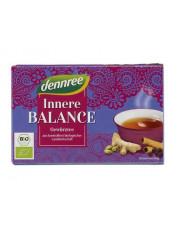 dennree, Innere Balance, Gewürztee, 40g, 20Btl Packung