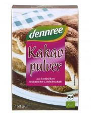 dennree, Kakaopulver, 150g Packung