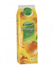 dennree, Orangensaft, 1Elopak