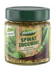 dennree, Spinat Zucchini, 120g Glas