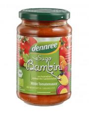 dennree, Sugo Bambini Kinder Tomatensauce, 350g Glas
