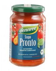 dennree, Tomatensauce Sugo pronto, 340g Glas