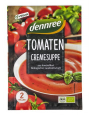dennree, Tomatencremesuppe, 40g Beutel