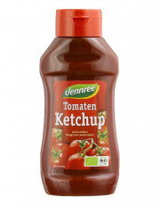 dennree, Tomatenketchup, 500ml PE-Flasche