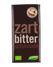 dennree, Zartbitterschokolade, 100g Tafel