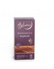 Ayluna, Pflanzenhaarfarbe Kupferrot, 100g Packung