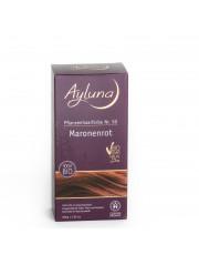 Ayluna, Pflanzenhaarfarbe Maronenrot, 100g Packung