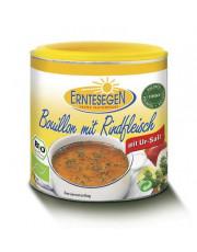 Erntesegen, Bouillon mit Rindfleisch, 120g Dose