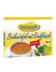 Erntesegen, Brühwürfel mit Rindfleisch, à 11g für 0,5l, 6 Stück Pack