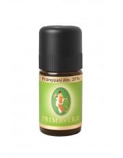 PRIMAVERA Life, Frangipani Absolue 20 %, 5ml Flasche