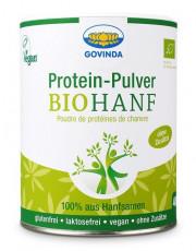 Govinda`s Naturkost, Hanf Protein-Pulver, glutenfrei, vegan, 400g Packung