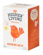 Higher Living, Morgen Mojo, 25g, 15 Btl. Packung