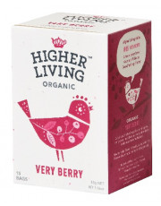 Higher Living, Very Berry, 33g, 18 Btl. Packung