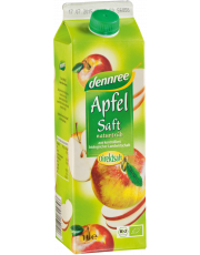 dennree, Apfelsaft, 1 l Elopak