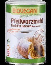 Biovegan, Pfeilwurzmehl, 200 g Dose