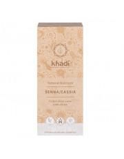 Khadi, Pflanzenhaarfarbe Cassia Neutral, 100g Packung