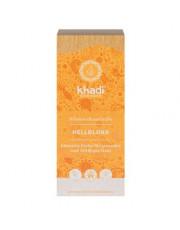 Khadi, Pflanzenhaarfarbe Hellblond, 100g Packung