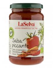 La Selva, Spaghettisauce Salsa piccante, 340g Glas