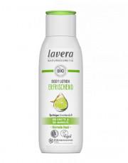 Lavera, Body Lotion Erfrischend, Bio-Limette & Bio-Mandelöl, 200ml