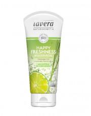 Lavera, Happy Freshness Pflegedusche mit Bio-Limette & Bio-Zitronengras, 200ml Tube