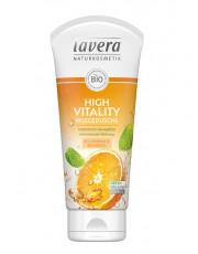 Lavera, High Vitality Pflegedusche mit Bio-Orange & Bio-Minze, 200ml Tube