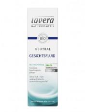 Lavera, Neutral Gesichtsfluid mit Bio-Nachtkerze, 50ml