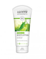 Lavera, Frische Kick Bodylotion Bio-Limette & Bio-Verveine , 200ml Tube
