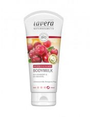Lavera, Regenerierende Bodymilk mit Bio-Cranberry & Bio-Arganöl, 200ml