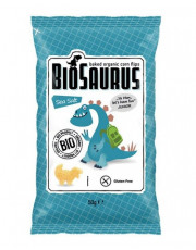 McLLoyds, BioSaurus Sea Salt, 50g Packung