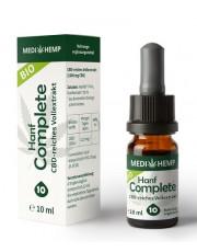Medi Hemp, Bio Hanf Complete Öl 10%, 10ml Flasche