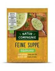 Natur Compagnie, Feine Suppe Kräutercreme, 38g Beutel