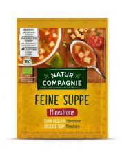 Natur Compagnie, Feine Suppe Minestrone, 50g Beutel