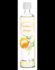 Sodasan, Raumduft senses Orange Nachfüllflasche, 500ml Flasche