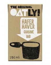 Oatly, Hafer Cuisine - Hafersahne, 250ml Tetra Pack
