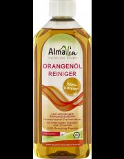 AlmaWin, Orangenölreiniger, 0,5L Flasche