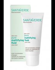Santaverde, Pure Mattifying Fluid Duft, 30ml Tube