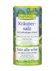 Rapunzel, Kräutersalz mit Jodhaltigen Algen, 125g Packung