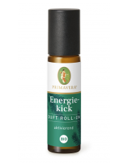 PRIMAVERA Life, Energiekick Duft Roll-On bio, 10ml Flasche