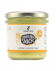 Sanchon, Indischer Jack, Herzhafter Jackfruitsalat, 140g Glas
