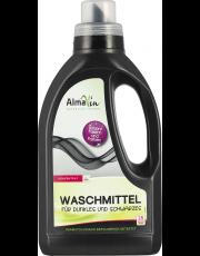 AlmaWin, Flüssigwaschmittel für Dunkles & Schwarzes, 0,75L Flasche