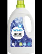 Sodasan, Universal-Waschmittel Limette, 1,5 ltr Flasche