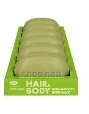 SPEICK, Bionatur Soap Bar Hair + Body Seife Bergamotte, 125 Stück