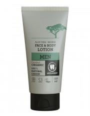 Urtekram, Face & Body Lotion Men, 150ml Tube