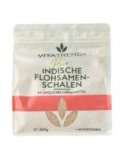 Vitatrend, Indische Flohsamenschalen, 300g Packung