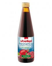 Voelkel, Granatapfel pur, 0,33 l incl. 0,15 EUR Pfand, Flasche