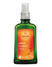 Weleda, Arnika-Massageöl, 100ml Flasche