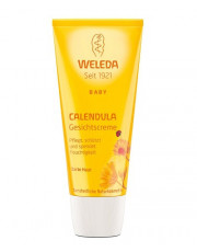 Weleda, Calendula Gesichtscreme, 50ml Tube